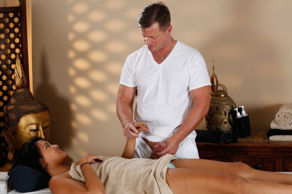 handjob thai massage orgasm
